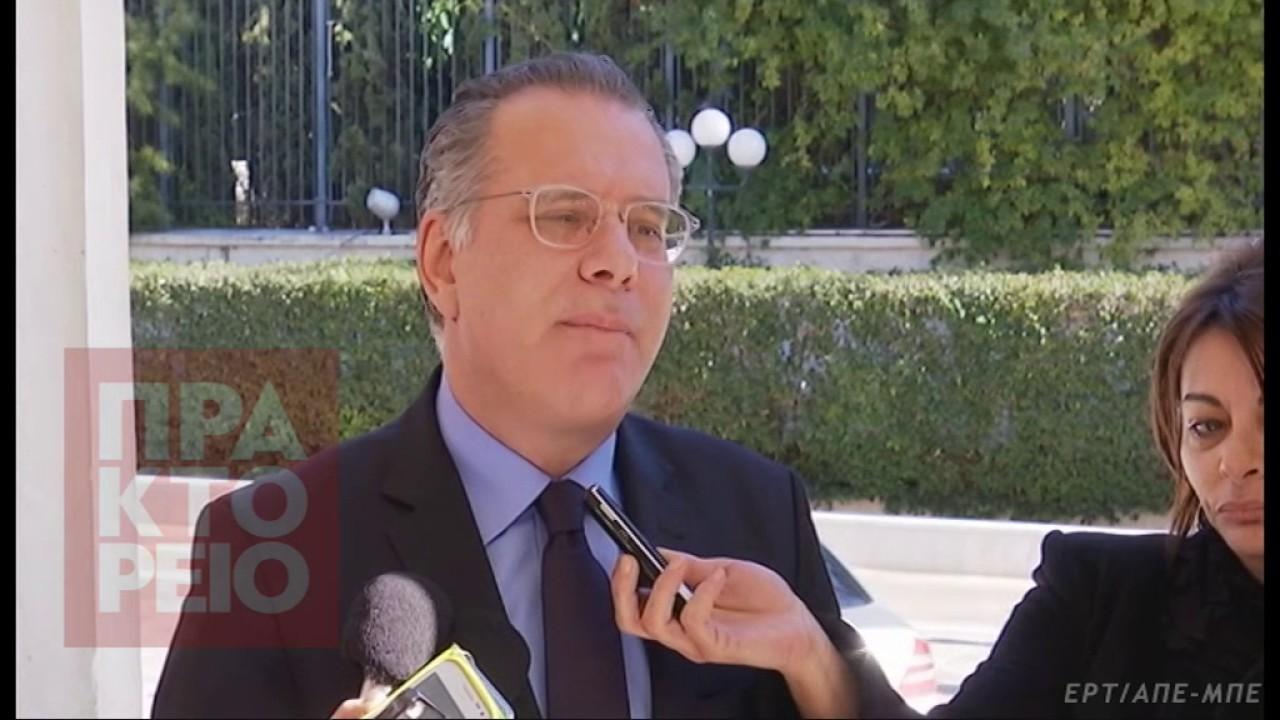 Δήλωση Γ. Κουμουτσάκου για το Κυπριακό