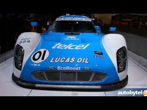 SEMA 2013: Ford Racing and Chip Ganassi Racing