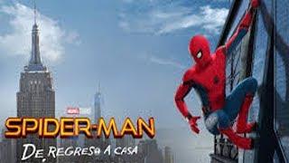 SpiderMan De Regreso a Casa PELÍCULA COMPLETA EN ESPAÑOL