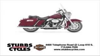 5. New Harley Davidson motorcycle selections from 2006