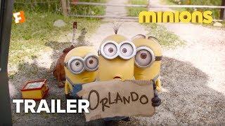 Minions Official Trailer #2 (2015) - Despicable Me Prequel HD -