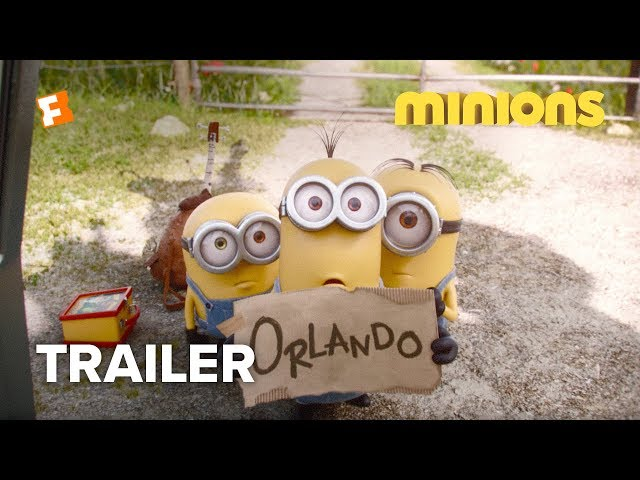 Minions (2D, norsk tale)