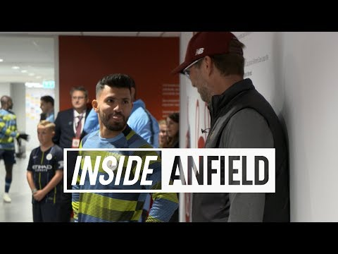 Video: Inside Anfield: Liverpool v Man City | Featuring Oxlade-Chamberlain, a familiar face & more