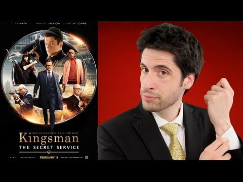 Kingsman: The Secret Service movie review