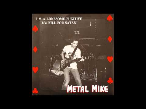Metal Mike - Kill For Satan - 1990