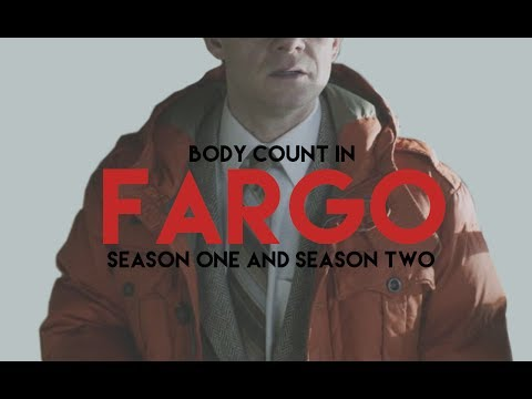 Body Count in Fargo Season One and Two || Supercut