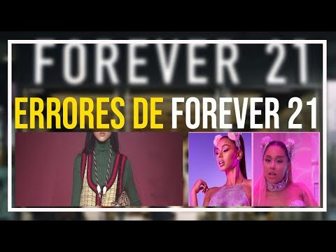 Modelos de uñas - FOREVER 21: DEL PLAGIO A LA BANCARROTA   FiNLoZ