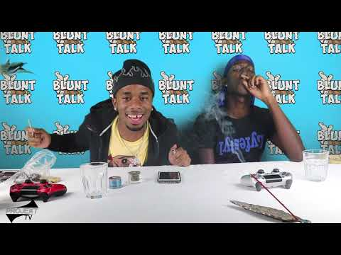 BLUNT TALK Ep. 2 Ft. LiveLikeDavis