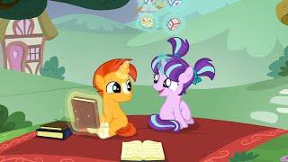 Starlight Glimmer And Sunburst - My Little Pony: Friendship Is Magic - Season 6