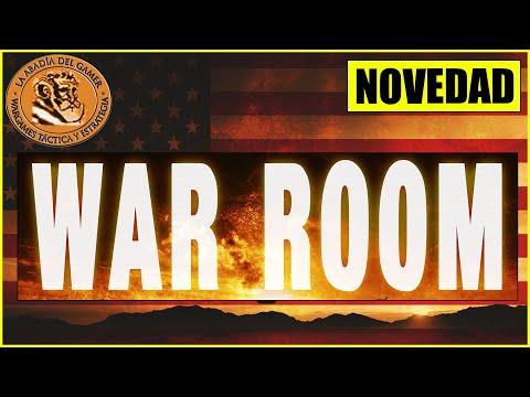 War Room gameplay español | Guerra en Afganistán