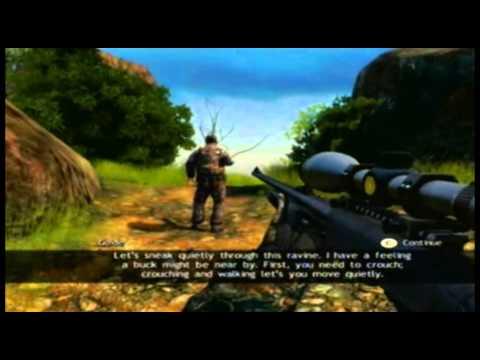 Cabela's Outdoor Adventures Wii