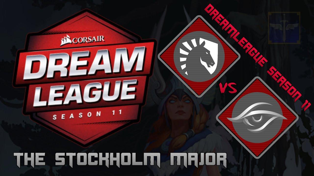Day 2 / Bo3 / DreamLeague Season 11 Stockholm Major / Dota 2 Live - YouTube