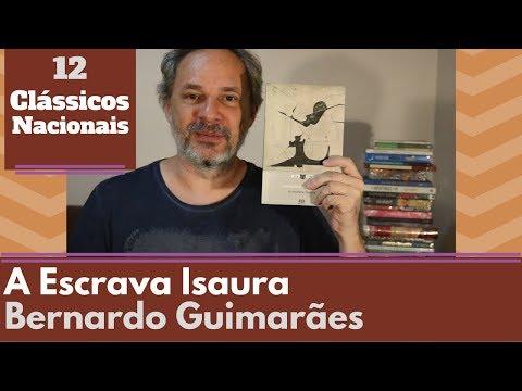 A Escrava Isaura - Bernardo Guimarães  [RESENHA] - Lendo 12 Clássicos Nacionais