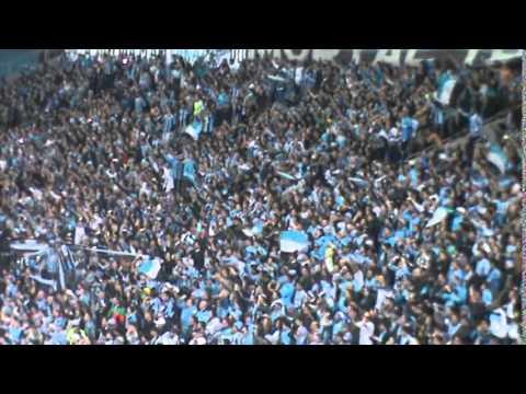 Brasileirão 2015 - Grêmio 1  x 0 Palmeiras - Geral do Grêmio - Grêmio