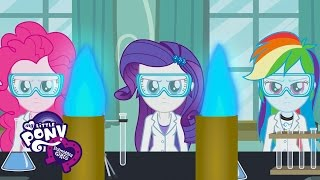Mlp  Equestria Girls   Friendship Games  Acadeca  Official Music Video