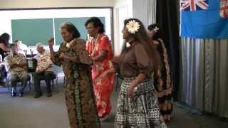 2013 Fiji Day Celebration Meke Part 2 LA-Fiji Christian Fellowship