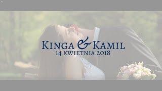 Kinga & Kamil - Teledysk Ślubny