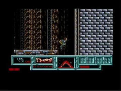 Total Recall (Amiga) review