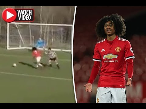 Tahith Chong 2017-18 ● Best Dribbling Skills, Incredible Speed & Goals