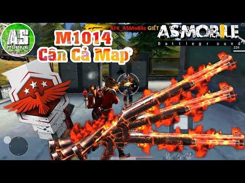 [Garena Free Fire] Khi Chủ Tịch Cầm M1014 Cân Cả Bản Đồ | AS Mobile - Thời lượng: 18 phút.