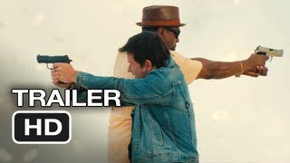 2 Guns Official Trailer #1 (2013) - Denzel Washington, Mark Wahlberg Movie HD
