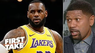 LeBron James' age is showing in his game – Jalen Rose   First Take