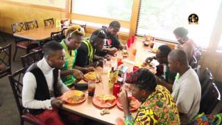 Liberia Music Award 2014: Artists And Officials Having Dinner Together