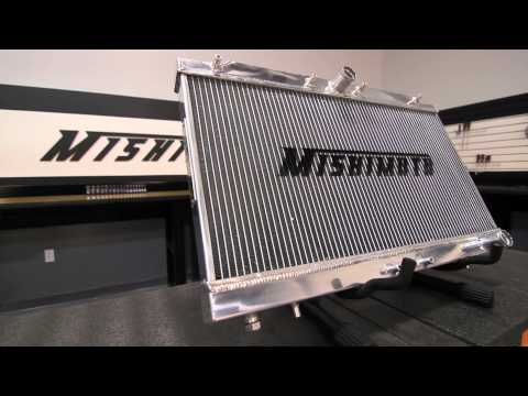 1995-1999 Mitsubishi Eclipse Turbo Performance Radiator by Mishimoto