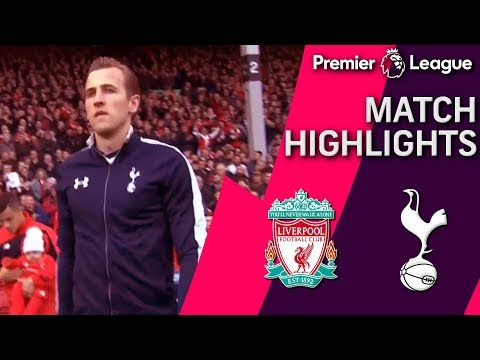 Liverpool V. Tottenham | PREMIER LEAGUE MATCH HIGHLIGHTS | NBC Sports