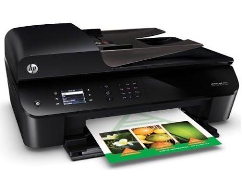 HEWLETT PACKARD 4630 WiFi  Printer-Scanner-Copier-Fax REVIEW