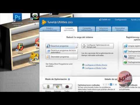 Video 0 de TuneUp Utilities: Aprende a utilizar TuneUp