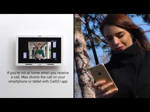 Urmet - Max home monitor - Functions