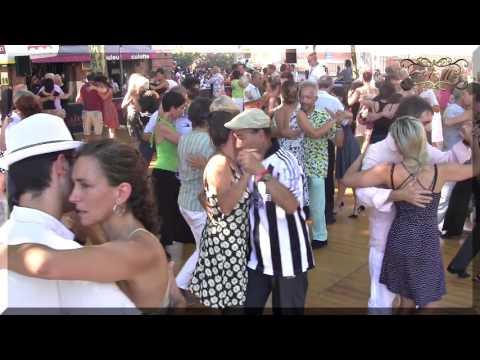 Tangopostale parte  2 con  6 videos de  Milongas y exhibiciones del festival. Francia, Toulouse