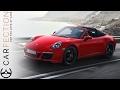 Porsche 911 Targa 4 GTS: The 911 That Gives You More - Carfection