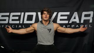 Jeff Seid Update Video (Bulk, New Book, Olympia)