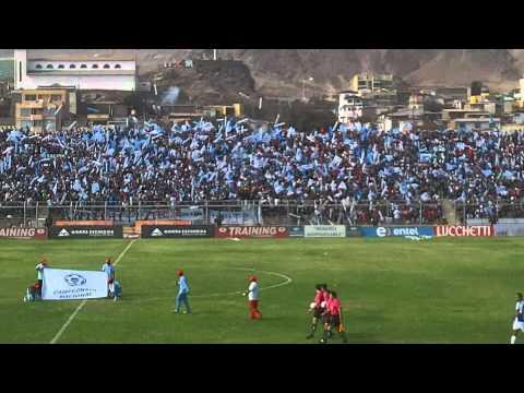 Salida Deportes Antofagasta campeón Primera B 26/06/2011 - Los Pumas - Deportes Antofagasta