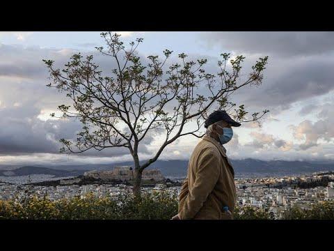 Ελλάδα-COVID-19: 3 θάνατοι το τελευταίο 24ωρο – Αυστηροποίηση μέτρων για το Πάσχα…