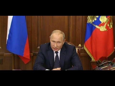 Russland: Streit um Rentenreform - Putin gibt klein b ...