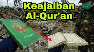Video Ajaib, Al-Qur'an ini Tetap UTUh dan Bersih saat ditemukan di kedalaman 5 m di Balaroa Palu MP3, 3GP, MP4, WEBM, AVI, FLV Oktober 2018