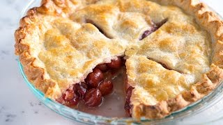 Home Made Cherry Pie