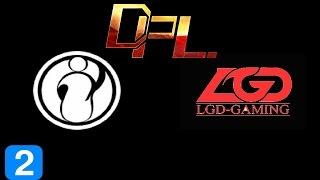 IG vs LGD Highlights LGD vs IG Highlights Game 2 Invictus Gaming vs LGD-GAMING Highlights Game 2 Dota 2 Professional...