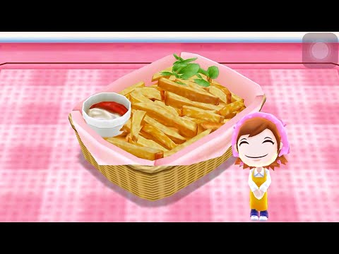Cooking Mama Let's Cook - French Fries