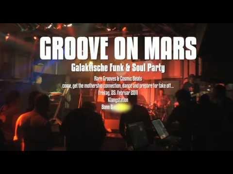 P Funk Groove on Mars