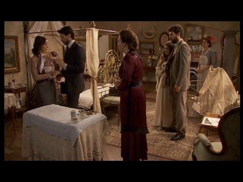 il segreto: aurora in casa della montenegro per visitare beltran