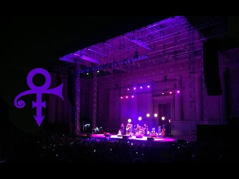 Chris Stapleton's tribute to Prince