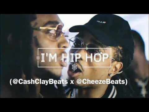 Migos - Cocaina Ft Young Thug - Instrumental- Prod By  (Cash Clay Beats X Cheeze Beats)