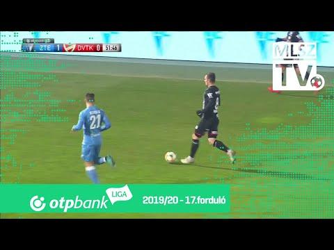 17. forduló: ZTE - DVTK 1-3 (0-0)