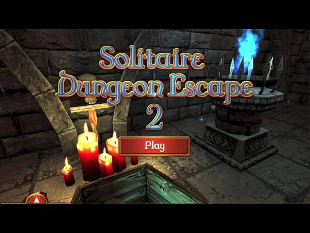 Видео к игре Solitaire Dungeon Escape 2
