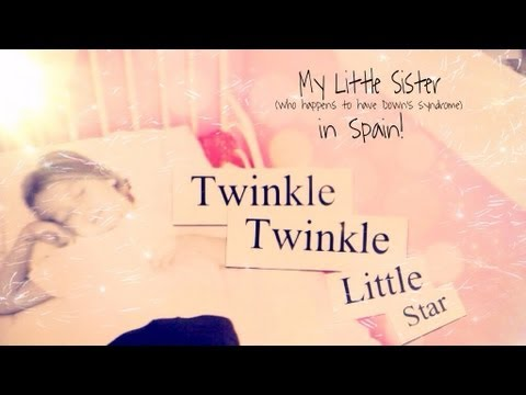 Watch video Down Syndrome: Twinkle Twinkle Little Star