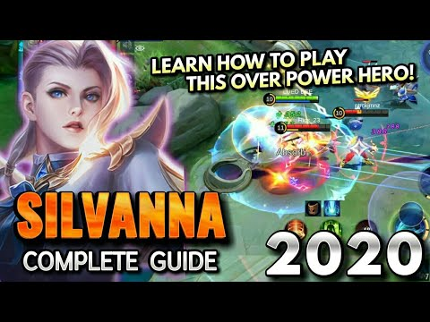 Silvanna Complete Guide   Best Build, Best Emblem, Best Spell, Skill Combo, Tips & Trics 2020